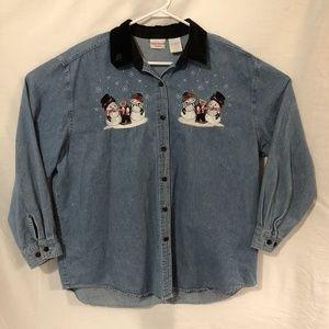 Bobbie Brooks Plus Size 18 20 Shirt